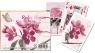 Karty do gry Piatnik 2 talie, Rubinowe Róże