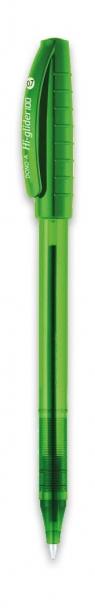 Długopis hybryd Higlider zielony Dong-A TT6655