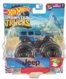 Hot Wheels Monster Trucks: Pojazd 1:64 - Jeep (FYJ44/GWK01)