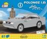 Klocki Youngtimer Collection 81 elementów Polonez 1,6 Atu Plus (24534)