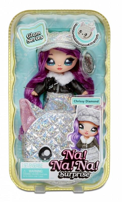 Lalka NA! NA! NA! Glam Chrissy Diamond (575139EUC/575344)