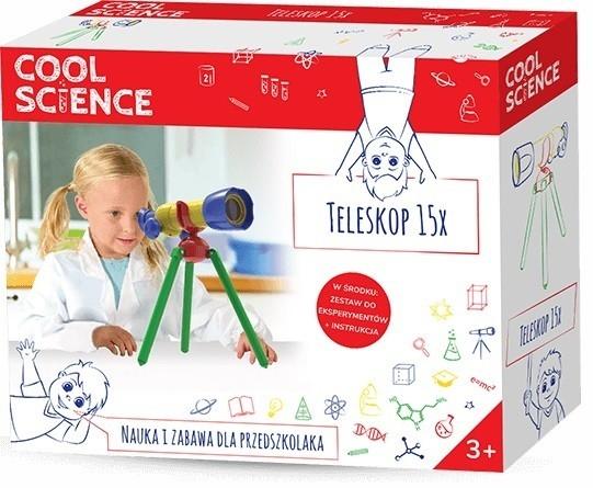 Cool Science: Teleskop (DKN4005)