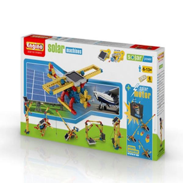 ENGINO Solar powered machines (S10)