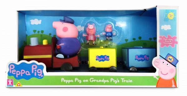 Świnka Peppa: Pociąg Peppy (PEP05034)