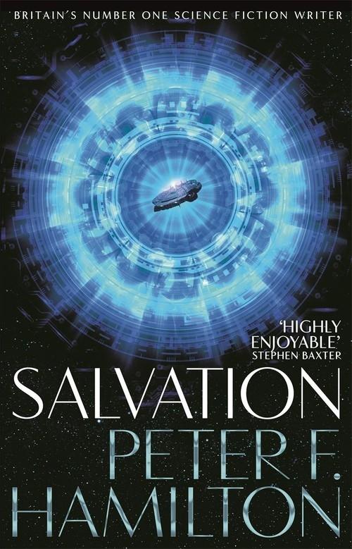 Salvation Hamilton Peter F.