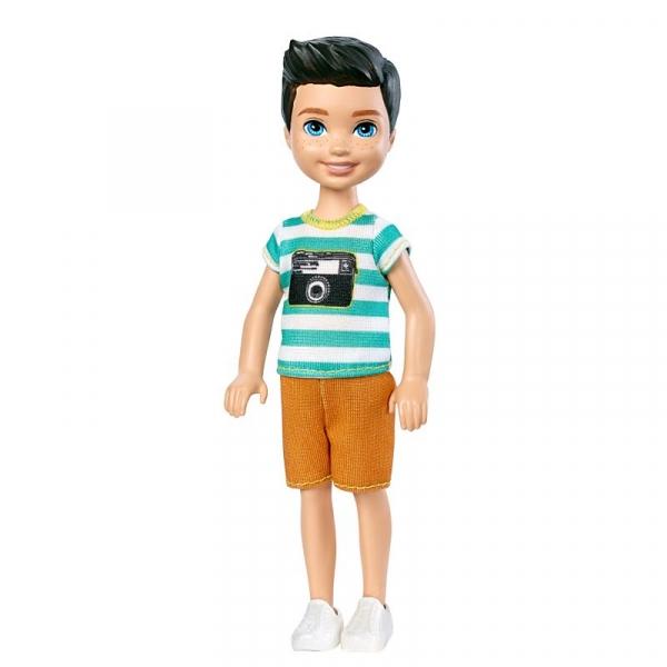 Barbie Chelsea i Przyjaciółki Chłopiec (DWJ33/DYT90)