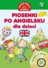 Piosenki po angielsku dla dzieci Książka z płytą CD