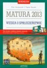Wiedza o społeczeństwie Vademecum Matura 2013 Leszczyński Piotr, Snarski Tomasz