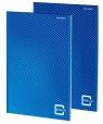 Blok notatnikowy A4/100K kratka Color 2.0 (4szt)