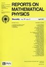 Reports on Mathematical Physics 75/2 2015 Kraj
