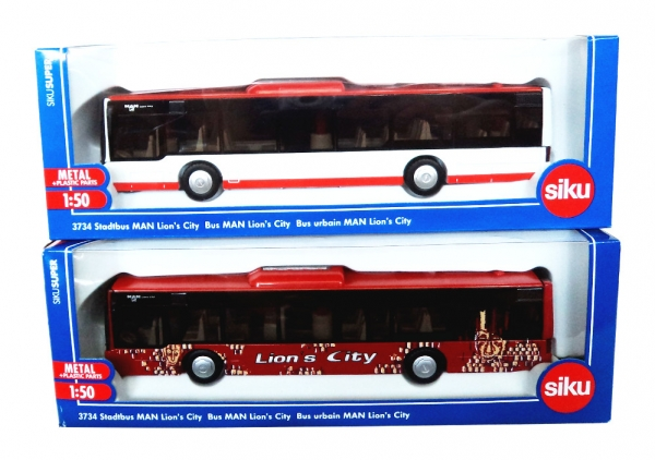 Siku Super autobus MAN