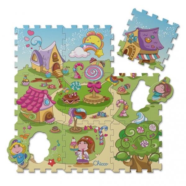 Mata Puzzle Słodycze (07164)