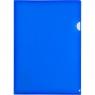 Obwoluta A4 Tetis - niebieska (BT615-N)