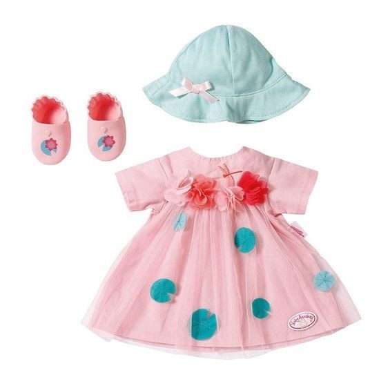 Baby Annabell - Deluxe zestaw ubranek (703052-116720)