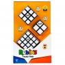 Kostka Rubika - Zestaw Tiled Trio (2x2 + 3x3 + 4x4) (RUB3031)
