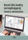 Excel dla kadry zarządzającej Panele menedżera Dynia Piotr