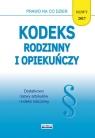 Kodeks rodzinny i opiekuńczy 2017 Stan prawny na dzień 11 września 2017 Koniuszek Ewelina