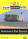 Aventure a Fort Boyard + CD audio Poisson-Quinton Sylvie