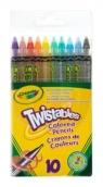 Crayola kredki Twistables 10 sztuk