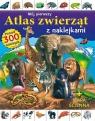 Mój pierwszy atlas zwierząt z naklejkami