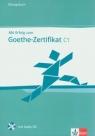 Mit Erflog zum Goethe-Zertifikat C1 Ubungsbuch z płytą CD Hantschel Hans-Jurgen, Krieger Paul