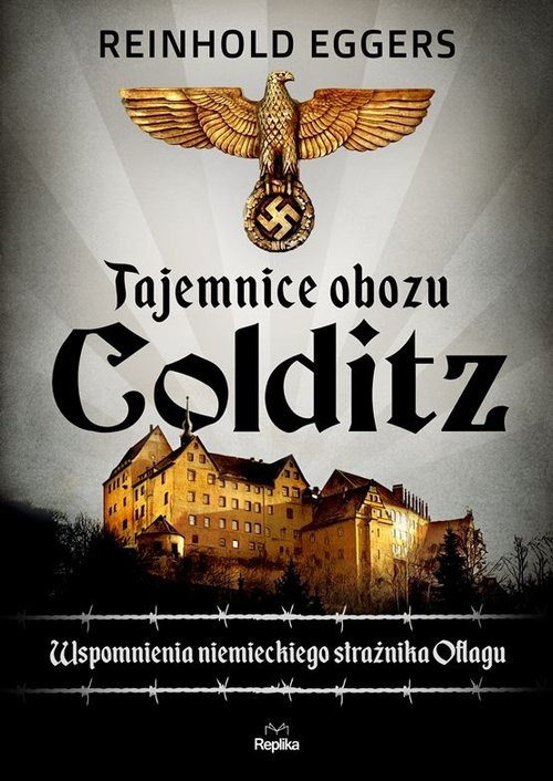 Tajemnice obozu Colditz Eggers Reinhold