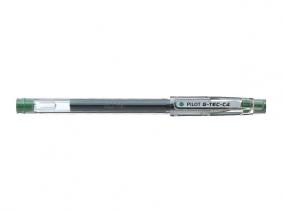 Cienkopis żelowy Pilot G-Tec-C4 Hi-Tecpoint zielony (BL-GC4-G)