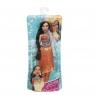 Lalka Księżniczki Disneya Brokatowa Pocahontas (E4022/E4165)