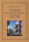Studia młodzieży polskiej w Austrii 1919-1980
