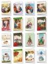 Karnet świąteczny BN B6 BBN religia lub świecki