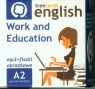 Fiszki Work and Education + mp3
