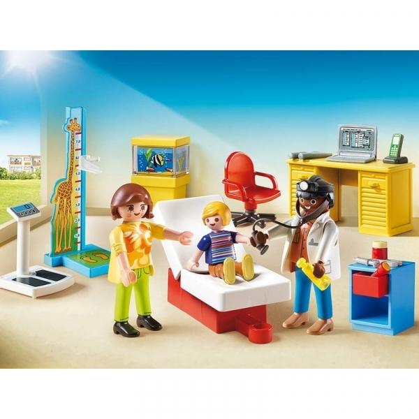 StarterPack: Lekarz dziecięcy (70034)