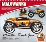 Malowanka Monster truck