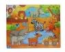 Puzzle drewniane Dżungla