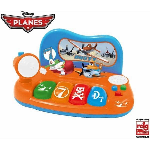 REIG Planes Mini Organki z Figurkami