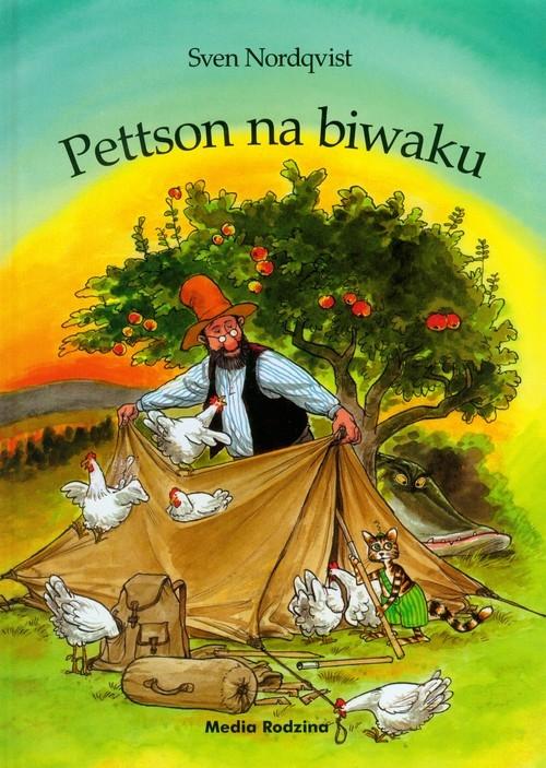 Pettson na biwaku Nordqvist Sven