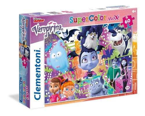 Puzzle Supercolor Maxi 60 Vampirina (26434)