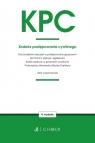 Kodeks postępowania cywilnego oraz ustawy towarzyszące