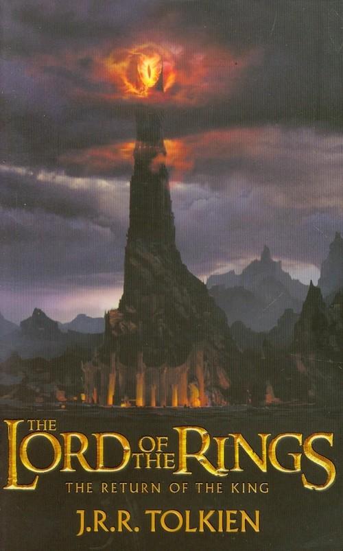 The Return of the King (Uszkodzona okładka) Tolkien J.R.R.