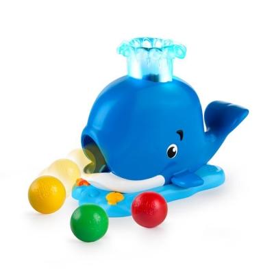 Bright Starts Wieloryb Silly Spout Whale Popper - Dostępność 19/02