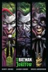 Trzech Jokerów. Batman. Tom 5 Geoff Johns, Jason Fabok, Brad Anderson