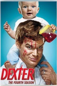 Dexter (sezon 4, 4 DVD)