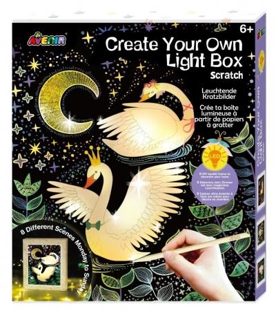 Stwórz swoje własne świecące pudełko