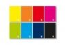 Zeszyt A4/80K kratka UV One Color (5szt)