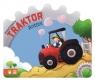 Bajki na kółkach Pracowity traktor Antoni