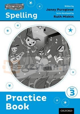 Read Write Inc. Spelling 3: Practice Book