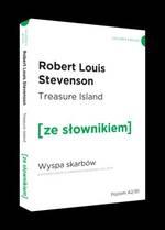 Wyspa skarbów wersja angielska z podręcznym słownikiem Stevenson Robert Louis