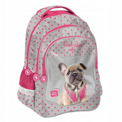 Plecak szkolny Studio Pets PES-181 PASO