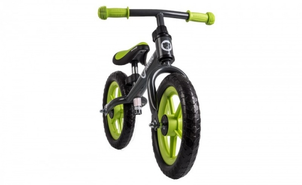 Rowerek biegowy Fin Plus green (52348)