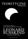 Teoretyczne minimum Co musisz wiedzieć, żeby zacząć zajmować się fizyką Susskind Leonard, Hrabovsky George